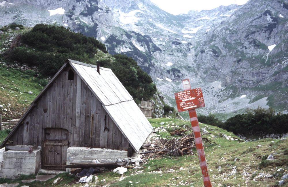Rugzaktochten door montenegro rugzaktocht 1 van scepan polje naar zabljak - Berghut foto ...